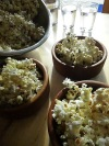 Treats Less Plastic: DIY Kettle Corn