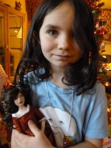 Porcelain Doll © Rebecca Rockefeller