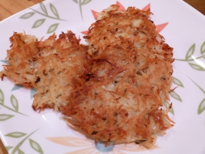 Latkes, Ready to Eat
