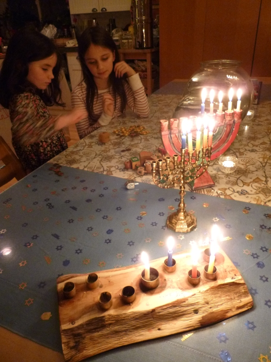 Hanukkah 5773