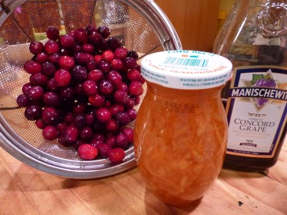 Manischewitz Cranberry Sauce Ingredients