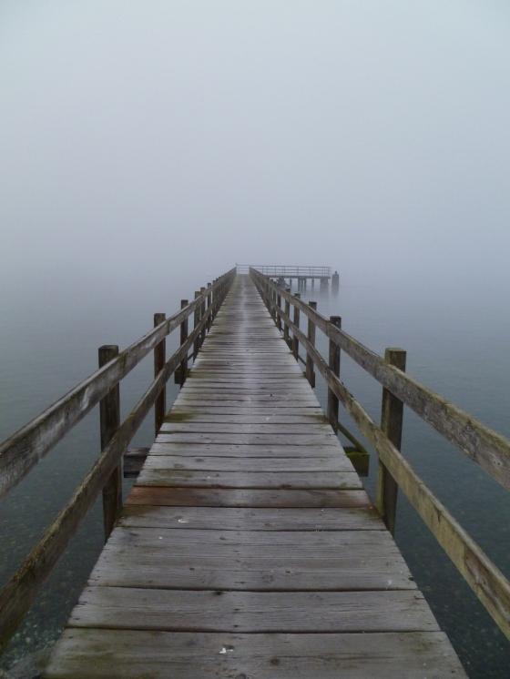 Point White Pier photo © Rebecca Rockefeller