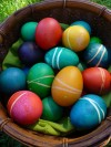 Yes, You Can Dye Brown Eggs