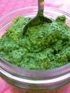 Sorrel & Miner's LettucePesto